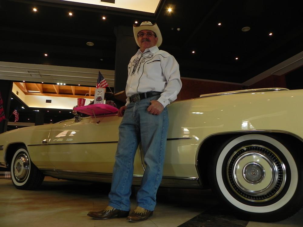 =Chanoe= Cadillac Eldorado 1976 owner