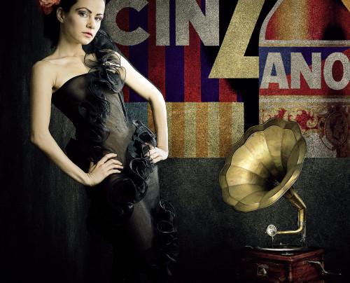 CinZano Party Vintage by Dan Izvernariu Madrid España 2013-2014