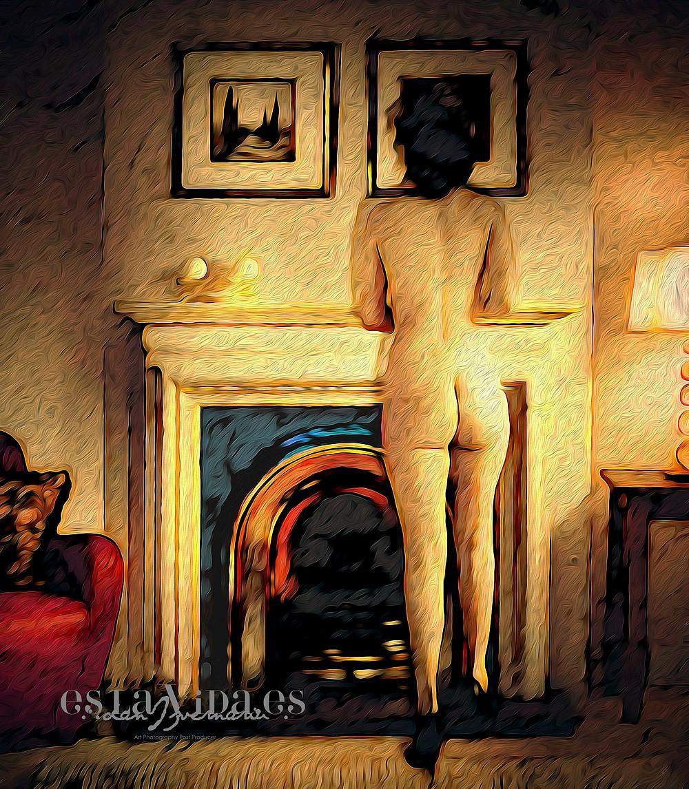 Oil paintings filters Photoshop by Dan Izvernariu , Madrid España