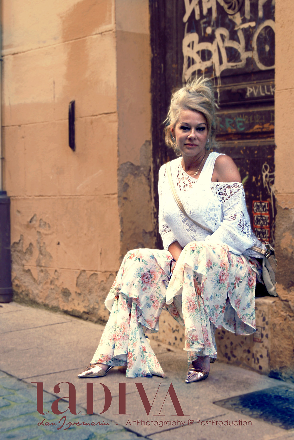 Modelling : Madalina Manta, Segovia 2018 Photo & PostProduction by danIzvernariu . , Madrid España