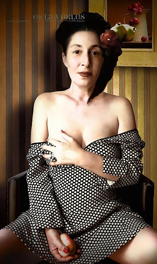 Doris Izvernariu, Home Madrid España by Dan Izvernariu Photo&PsCss Post Production , remastered