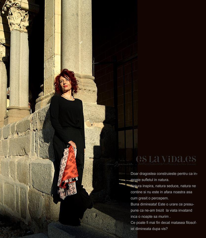Dorina Apetrei, Segovia 2016 Post productie : Dan Izvernariu
