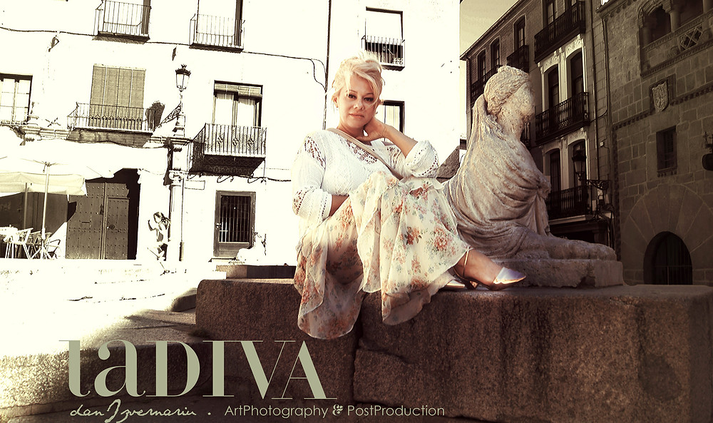 Post Production by :  Dan Izvernariu, Madrid, España 2018 . Modelling : Madalina Manta 2018