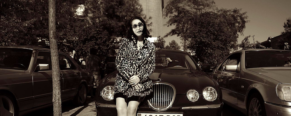 Doris Izvernariu JAGUAR Cars 2016 Oct