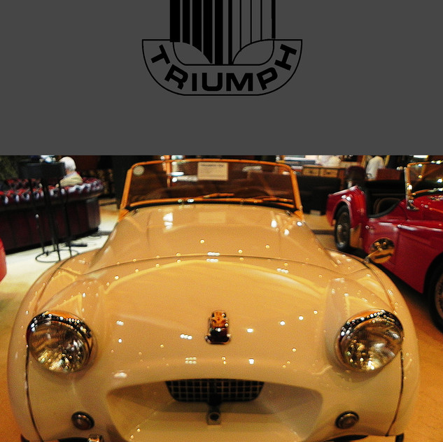 All pictures from this year 2017 from classical auto showroom =Chanoe= Madrid & More events. Album under permanent upload by event. Today: TRIUMPH UK Cars