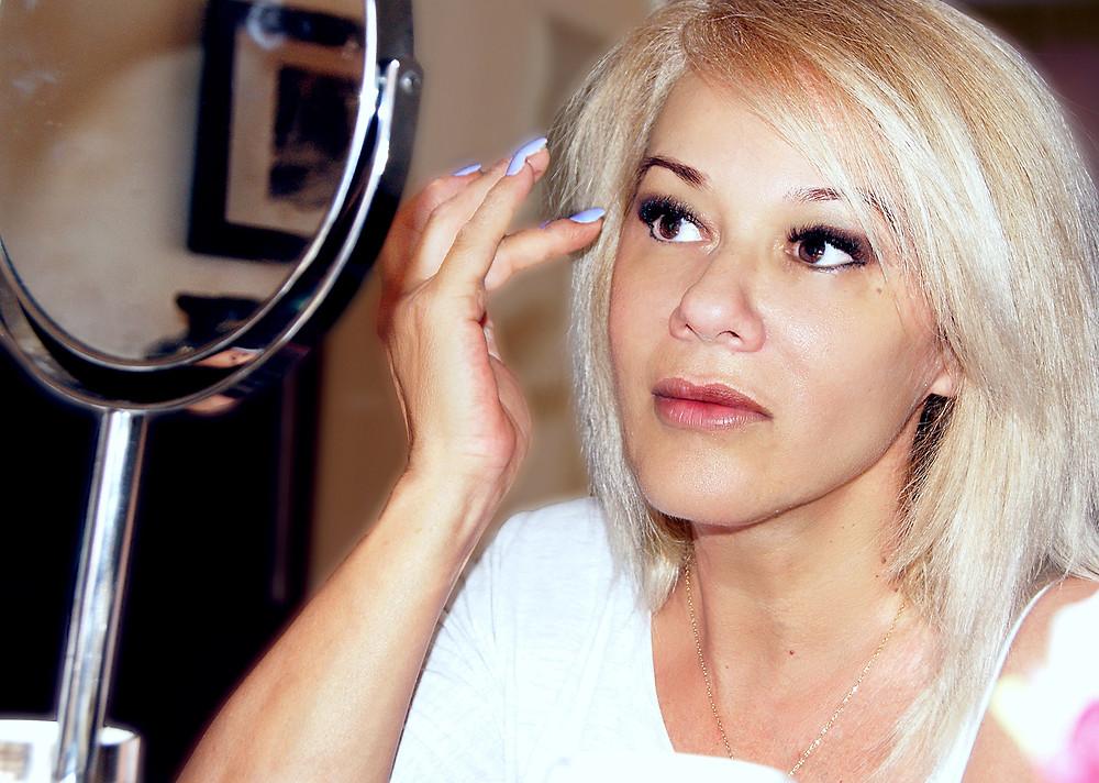 Modelling: Madalina Manta 2018(hairstylist ) ;Photo & Post Production by: Dan Izvernariu 2010 Madrid, España