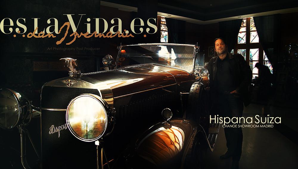 Hispano Suiza , Dan Izvernariu , Chanoe Madrid