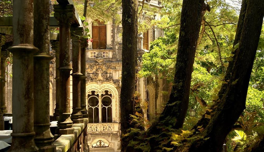 Quinta da Regaleira by Dan Izvernariu