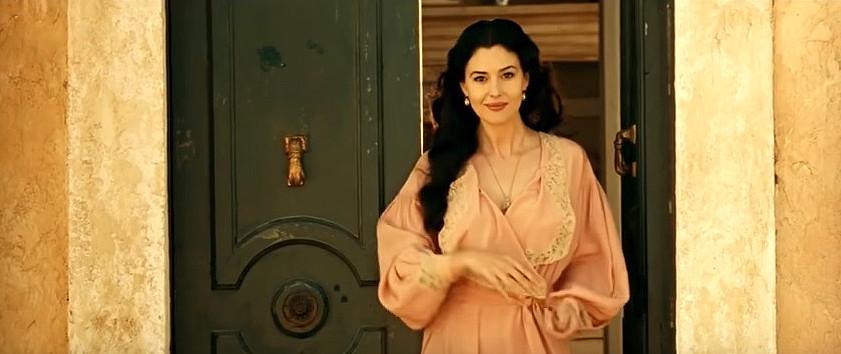Monica Bellucci, Malena scene movie