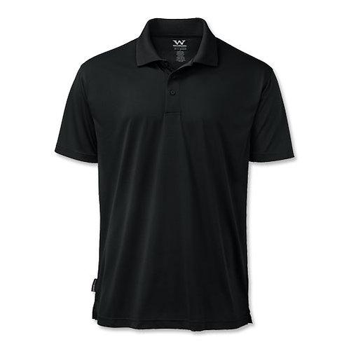 WearGuard® TecGuard™ Men's Short-Sleeve Jersey-Knit Polo