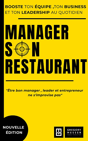 MANAGER SON RESTAURANT