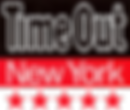TimeOut New York 5 stars