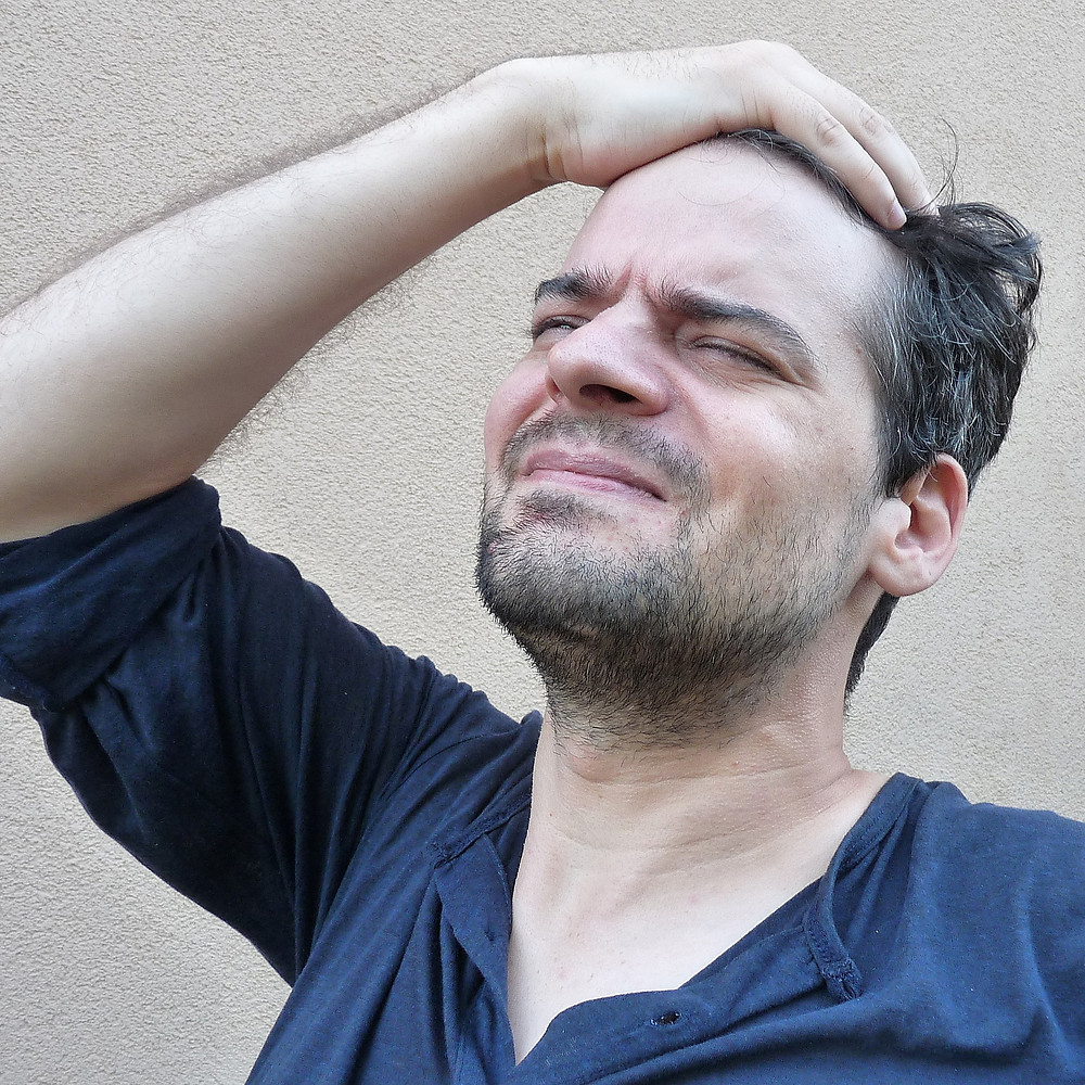 Tension headaches Back into Shape clinic blog