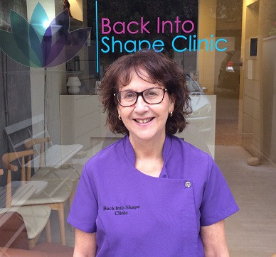 Miriam Lipshitz Back into Shape Clinic