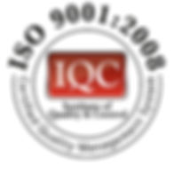 ISO 9001:2008 Seal of Quality