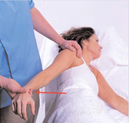 Frozen Shoulder Back into Shape Clinic treatment