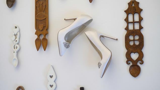 Welsh Wedding Shoes