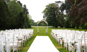FairyHill Outdoor Wedding