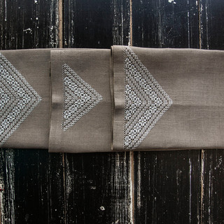 Triangle Napkins