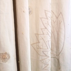 Alice Curtain Detail