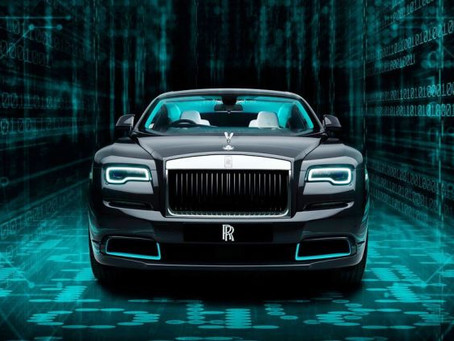 Rolls Royce registers a new Sales record in the first quarter of 2021!
