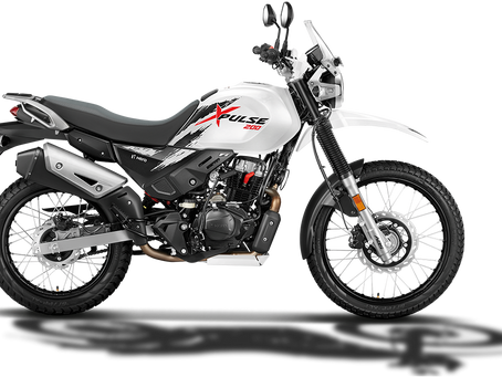 Hero MotoCorp's Xpulse 200T comes in a new BS6 Version