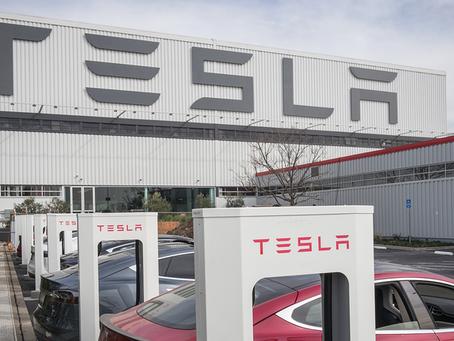 Tesla Deliveries double in Jan'21 to Mar'21 Quarter