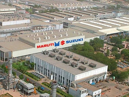 Maruti Suzuki's third unit at Hansalpur, Gujarat facility begins manufacturing