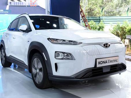 Hyundai to recall  Kona EV in South Korea
