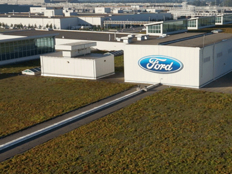 Chip Shortage causes Production cuts at several of GM and Ford's North American plants