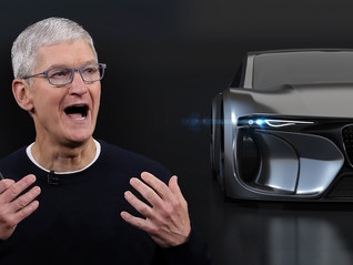 Tim Cook shares his plans for the Apple Car and his views on Tesla and Elon Musk