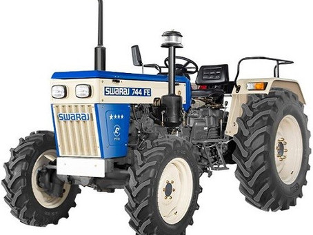 New Plant: New Swaraj Tractor Plant to be set up.