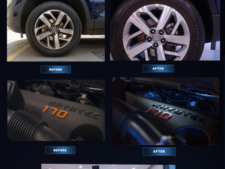 Tata Motors launches an industry-first Ceramic Coating in house service with the all-new Safari