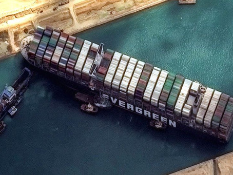 The Suez Canal blockage: How it will affect the automakers and Oil Supplies and Price