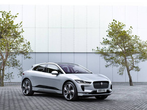 The first EV SUV from Jaguar for India
