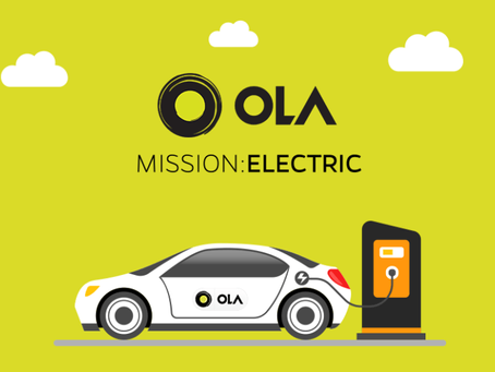 Construction of Ola Electric Scooter Plant underway- Production to start in 2021