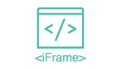 Maximo Generic iFrame Custom Component