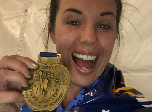 Lessons learned during my NYC Marathon experience