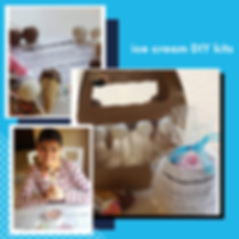 IIY ice cream cakepop kits
