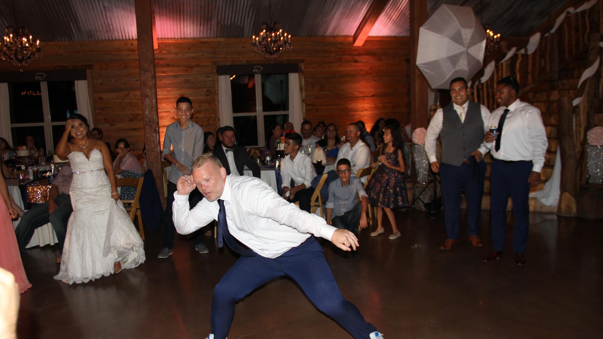 Island Premiere Wedding Dance Fun