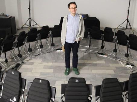 Ben Vida Interview – Unsound at LEAP Gallery Berlin