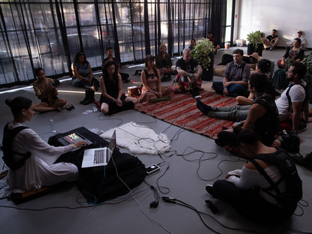 Meditation Through Sound: A Research Project