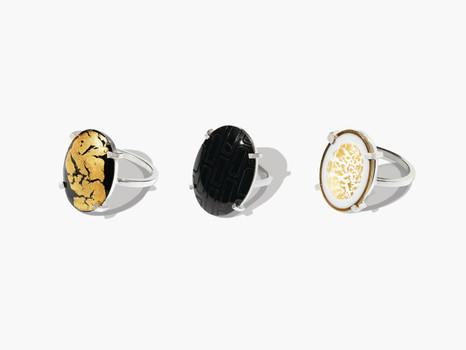 Permutations: Rings