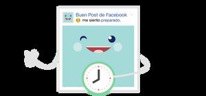 Planifica tus posts para las horas clave
