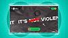 Best web design of 2020: It's not violent by Locomotive