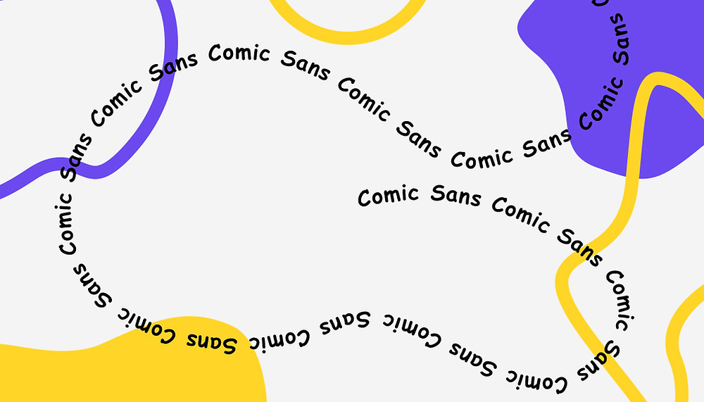 Why do people hate Comic Sans