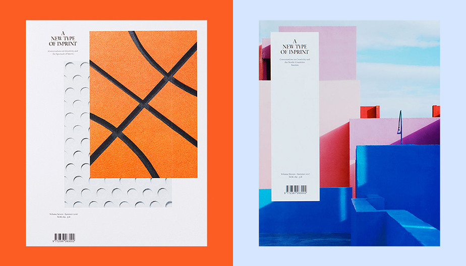 Graphic design magazines - A New Type of Imprint