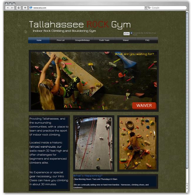 Tallahassee Rock Gym