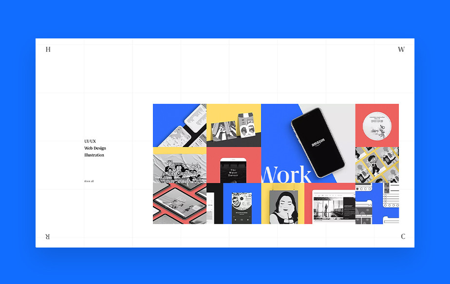 UX portfolio example by Pondsuda June Saelim