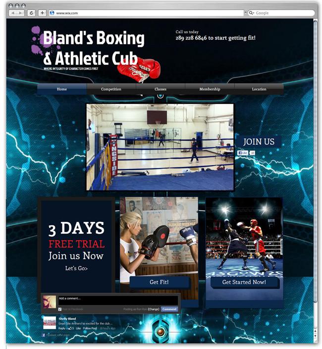 Club de Boxeo Bland